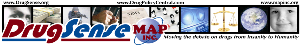 DrugSense Drug Policy Reform Blog